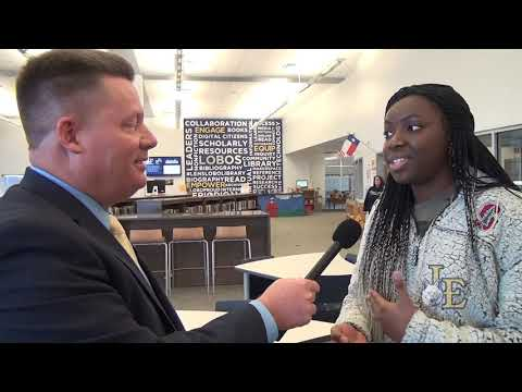 College-level courses help students at Little Elm High School