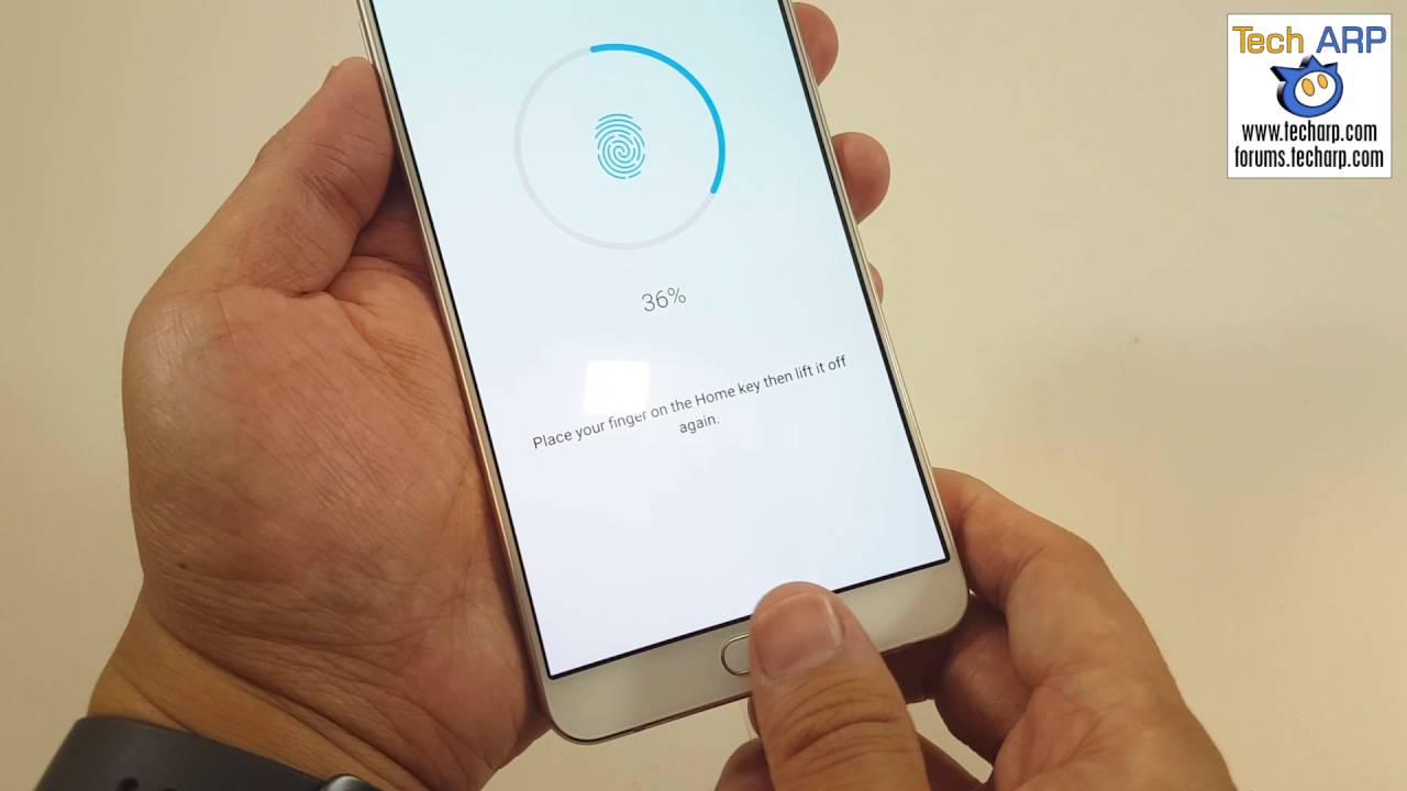 The Samsung Galaxy A9 Pro Setup Process Youtube