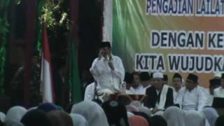 KH Hasyim Muzadi Doa Akhir Tahun Kota Semarang | Khoirul Imdad