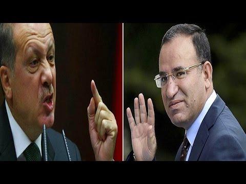 Cumhurbaşkanı Erdoğan, Bekir Bozdağ'ı Fena Fırçaladı!