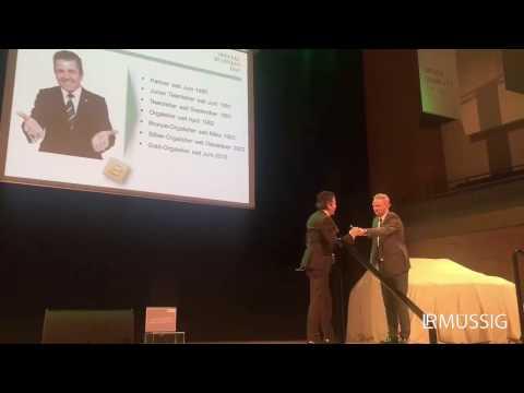 Wie werde ich LR Orgaleiter? Vortrag Norbert Müssig beim LR Business Day Halle am 30.10.2016