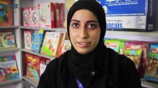 مصر العربية | إقبال كثيف من المواطنين على معرض الكتاب