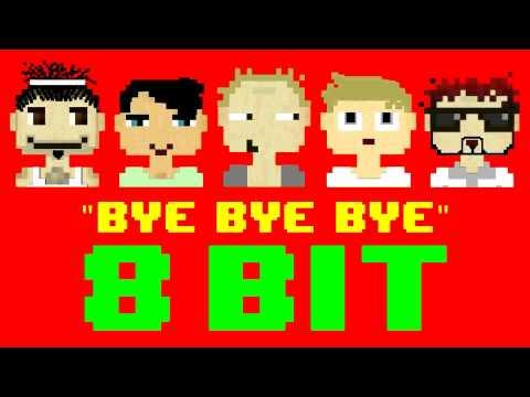 Bye Bye Bye (8 Bit Remix Cover Version) [Tribute to 'N Sync] - 8 Bit Universe