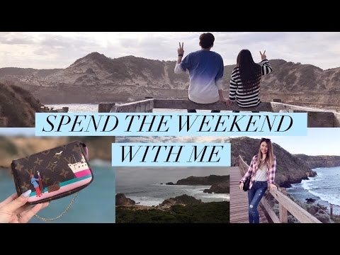 VLOG - SPEND THE WEEKEND WITH ME! - SHOPPING, EATING, SIGHTSEEING| Mel in Melbourne