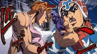 Live Reaction JoJo's Bizarre Adventure: Golden Wind Episode 8 MISTA GREATNESS!