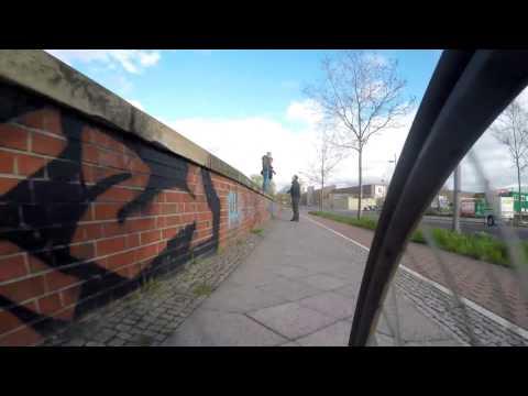 Berlin By Bike Friedrichshain Prenzlauer Berg HD