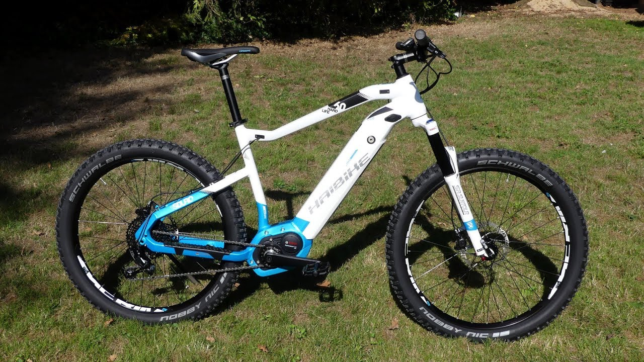 4651e64a0bb31b Haibike SDURO HARD LIFE 6.0! Vorstellung Damen E-MTB - YouTube