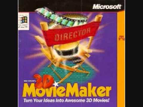 Microsoft 3d Movie Maker Ost Mystery Evil Theme Youtube