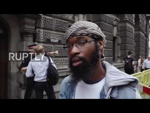 UK: Islamist cleric Anjem Choudary sentenced to 5 and half years in jail