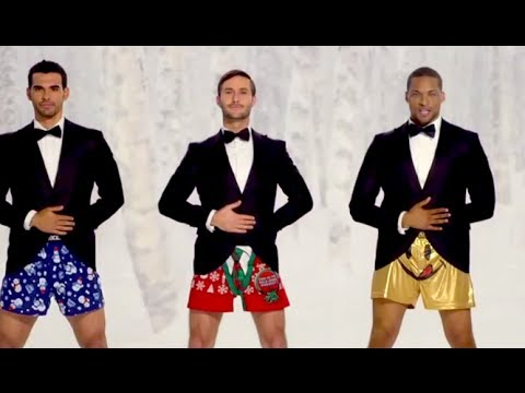 Jingle Balls! Hahah! - Show Your Joe Commercial 2013 - YouTube