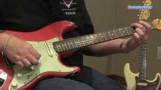 "Fender Custom Shop ""Sweet"