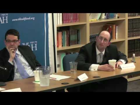 Meir Soloveichik and Shai Held - Debates in Jewish Theology