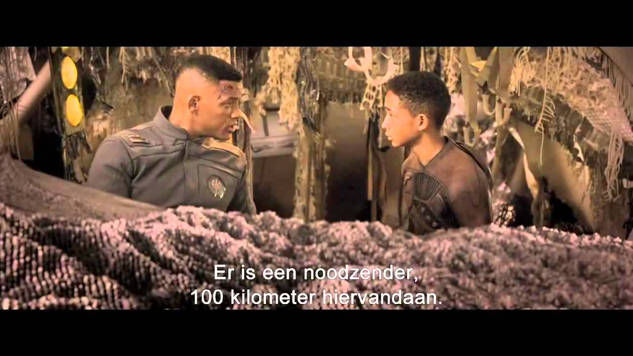 Official trailer After Earth (NL)