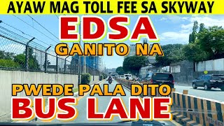 SIKSIKAN NA SA EDSA? EDSA TRAFFIC UPDATE AFTER SKYWAY STAGE 3 COLLECTING TOLL FEE   AURORA TO PASAY