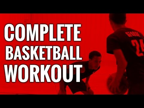Full Basketball Workouts for Point Guards