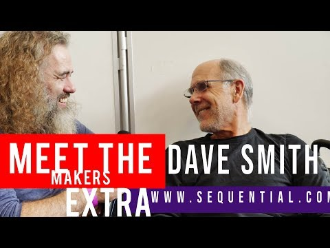 Meet The Makers Extra: Dave Smith Of Sequential