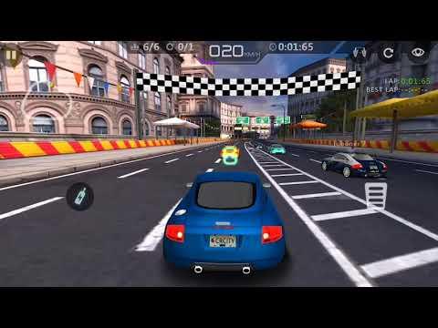 Cool racing game-City Racing 3D