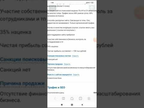Рыболовный интернет-магазин за 599 240 рублей