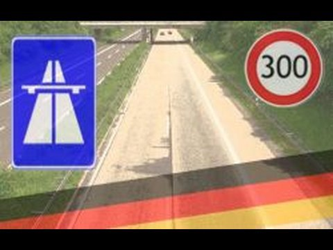 Driving Fast on the German Autobahn  AutoMotoTV  YouTube