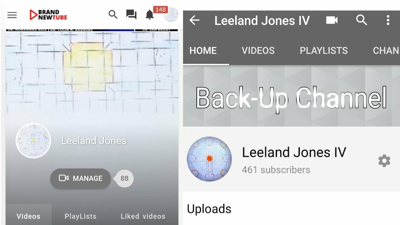 Censorship Alternatives and Back-Up Channel LEELAND JONES Nov 12, 2020