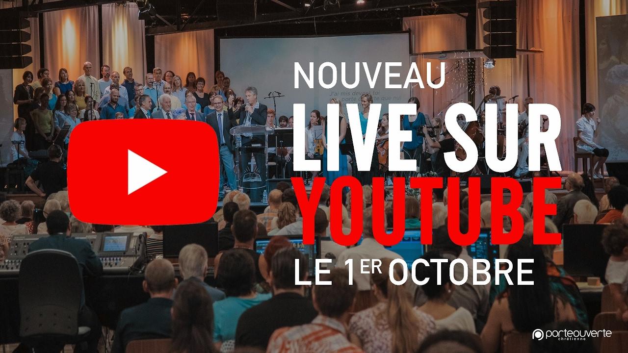 Culte du dimanche 15 octobre 2017 de la porte ouverte - Culte en direct mulhouse porte ouverte ...