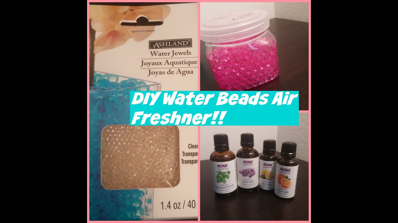 freshner air watch bead diy beads youtube water