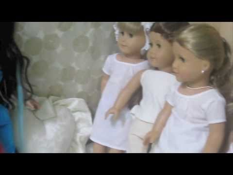 Whip My Hair American Girl Doll Music Video Spoof
