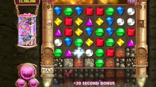 Bejeweled 3 - Diamond Mine (4.4 Million)