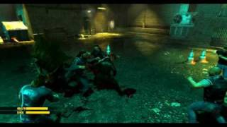Watchmen The End Is Nigh (2009) Gameplay on GF 8800GT