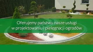 Projektowanie ogrodów usługi ogrodnicze Bajeczne Ogrody i Agroturystyka Santok
