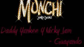 Watch Daddy Yankee Guayando video
