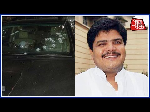 Former Deputy Mayor Neeraj Singh, And 3 Others Killed In Dhanbad Jharkhand