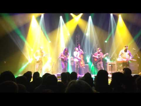 Greensky Bluegrass 1.2.16 Bring Out Your Dead (Lincoln Lights!!)