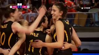 Zhu Ting 105 scores from the Last 5 finals and gains a new MVP title in Turkish League. Zhu Ting