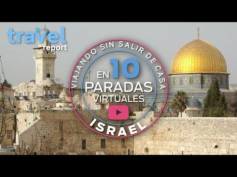 Israel en 10 paradas virtuales