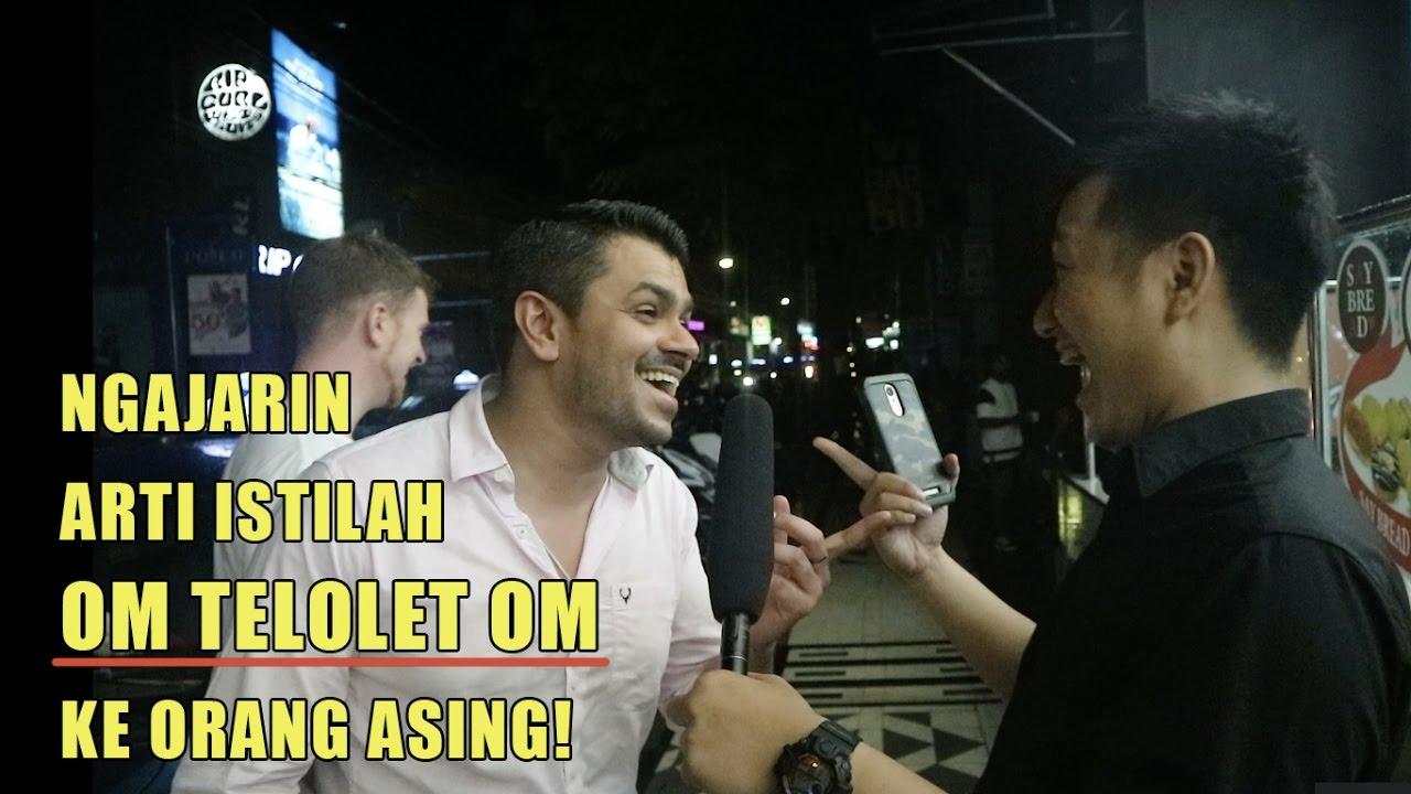 Ngajarin Arti Istilah Om Telolet Om ke Orang Asing  Ngeflow   YouTube