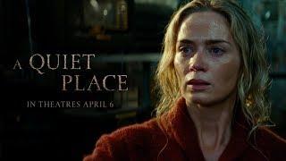 A Quiet Place (2018) - Big Game Spot - Paramount Pictures thumbnail