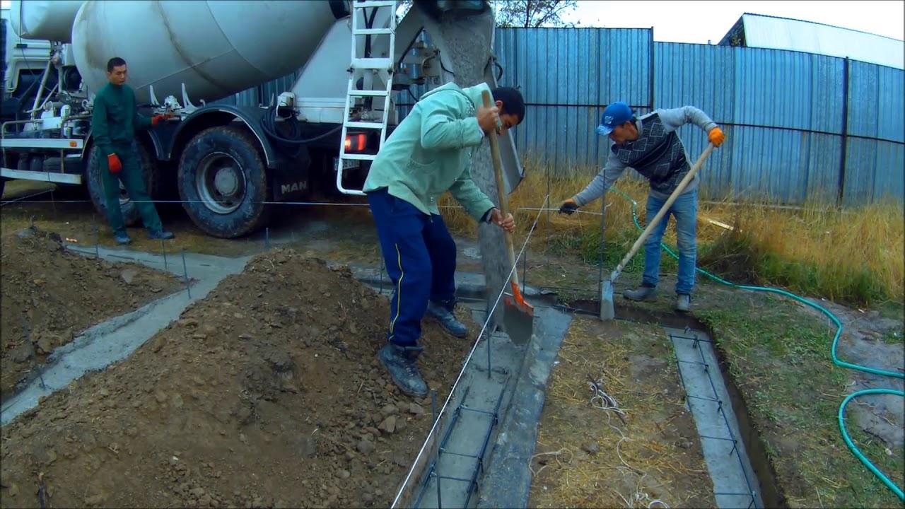 Приема бетона бетон развитие