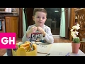 Watch This 6-year-old Boy Dance For Joy After Finishing Chemotherapy | GH