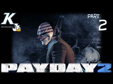 Payday 2 Offline Mode Playthrough | Four Stores | Part 2 ...