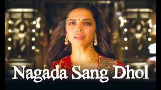 Nagada sang dhool- Full Song Lyrics (English subtitels+مترجمة للعربية) HD