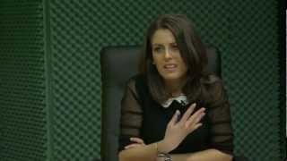 """""""Angajatori la interviu"""" partea 1- SoftVision - StudenTV - Cristina Pasca"""