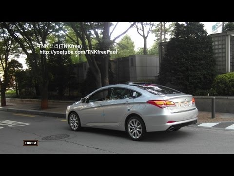 Hyundai i40 Saloon i40 sedan fuel consumption Test