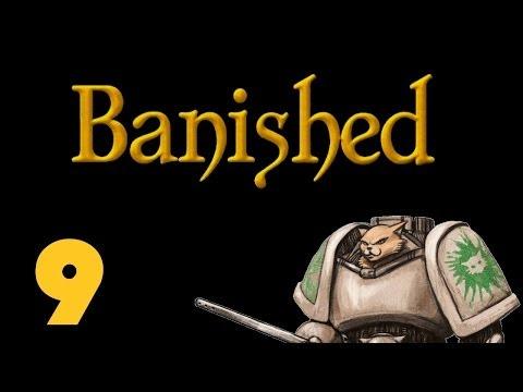 Let's Play Banished - Episode 9 - Herb Cartel
