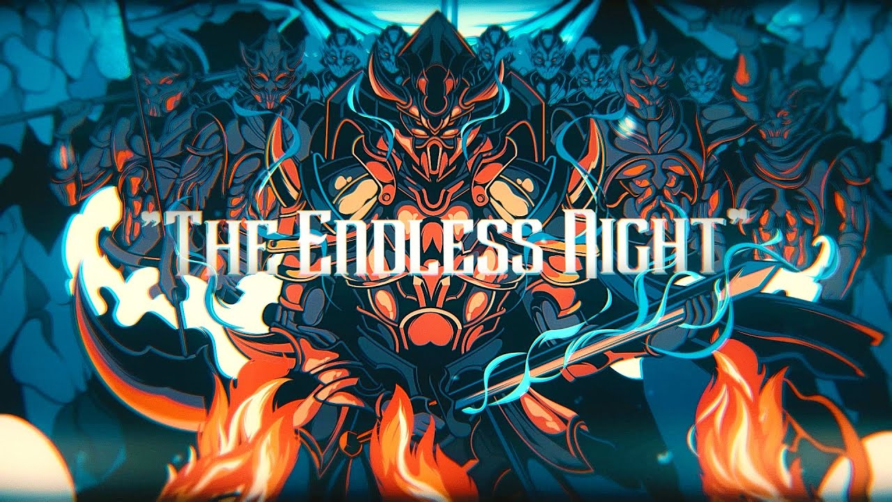 Fighting the Phoenix - The Endless Night (Official Lyric Video)