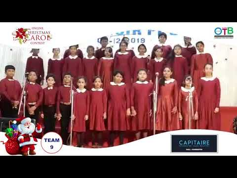 OTB ONLINE CHRISTMAS CAROL CONTEST 2019 - TEAM 9