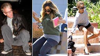 Top 5 Celebrity Falls - X17 Online