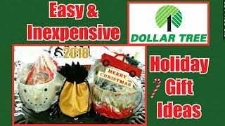 Dollar Tree Holiday Gift Ideas🎄2018