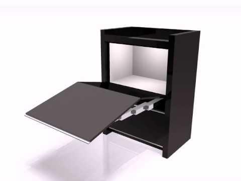 Galimberti ferramenta tavolo estraibile a libro youtube - Tavolo estraibile ...