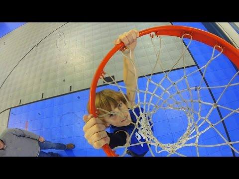 Amazing 8 Year Old Baller